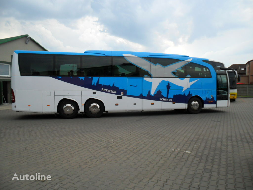 Mercedes benz 0580 travego coach buses for sale tourist for Mercedes benz coach