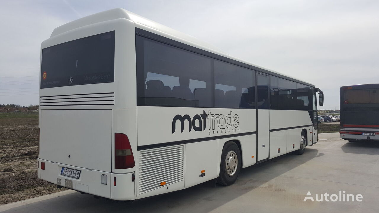 Mercedes benz intouro coach buses for sale tourist bus for Mercedes benz coach bus