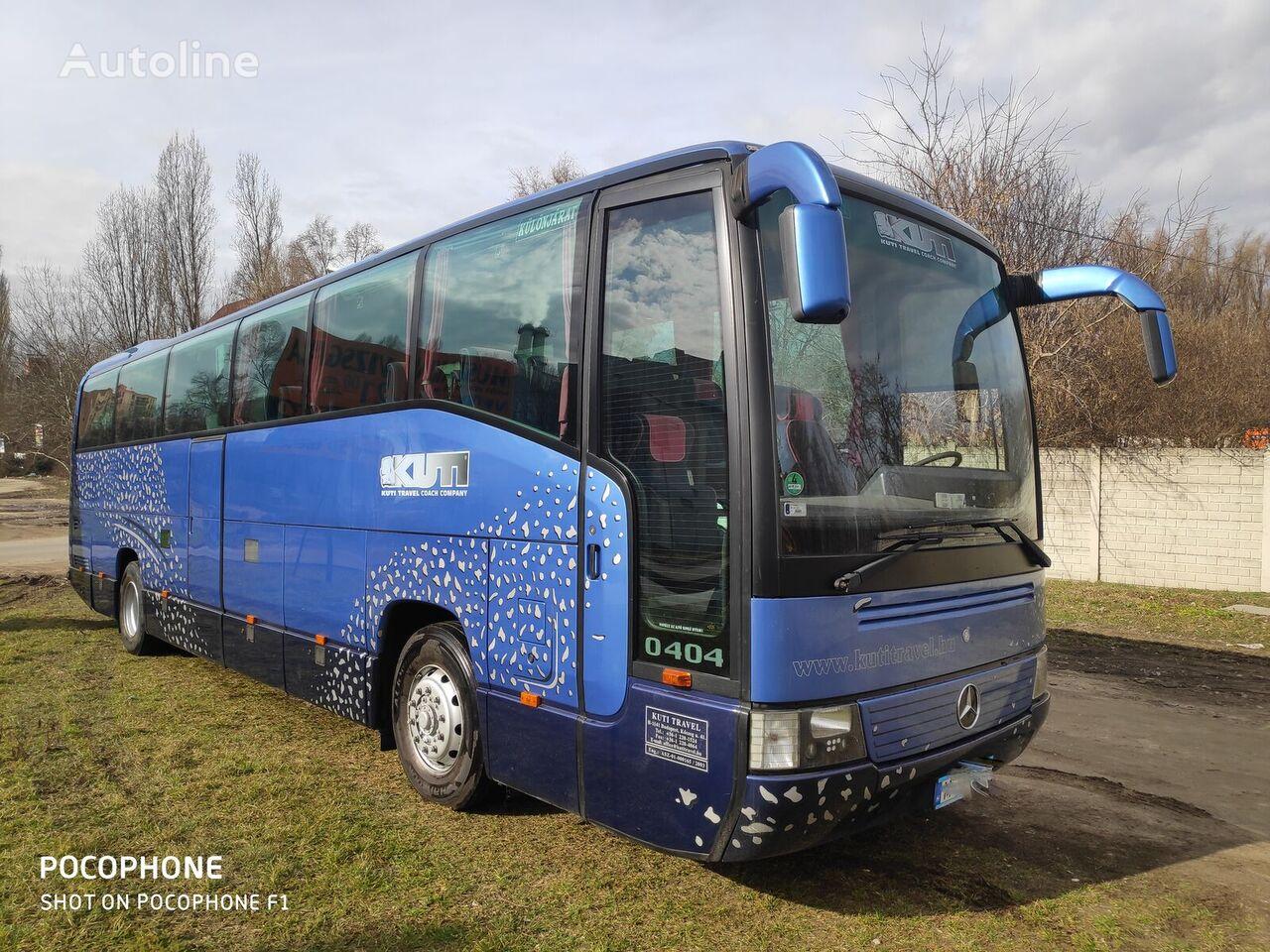 MERCEDES-BENZ O 404 15RHD-L coach bus