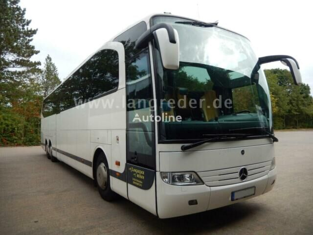 MERCEDES-BENZ O 580-17 RHD Travego coach bus