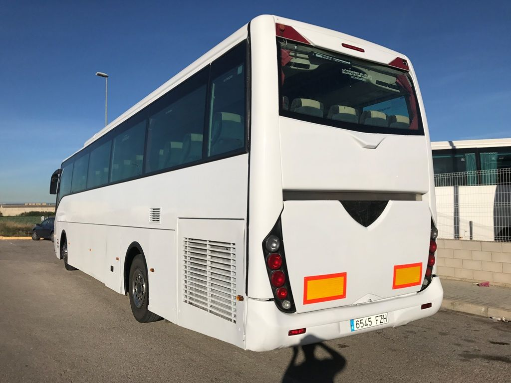 Mercedes benz oc 500 noge coach buses for sale tourist for Mercedes benz coach bus
