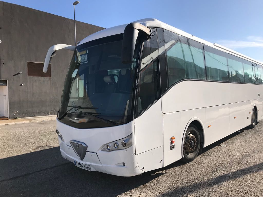 Mercedes benz oc 500 noge coach buses for sale tourist for Mercedes benz oc