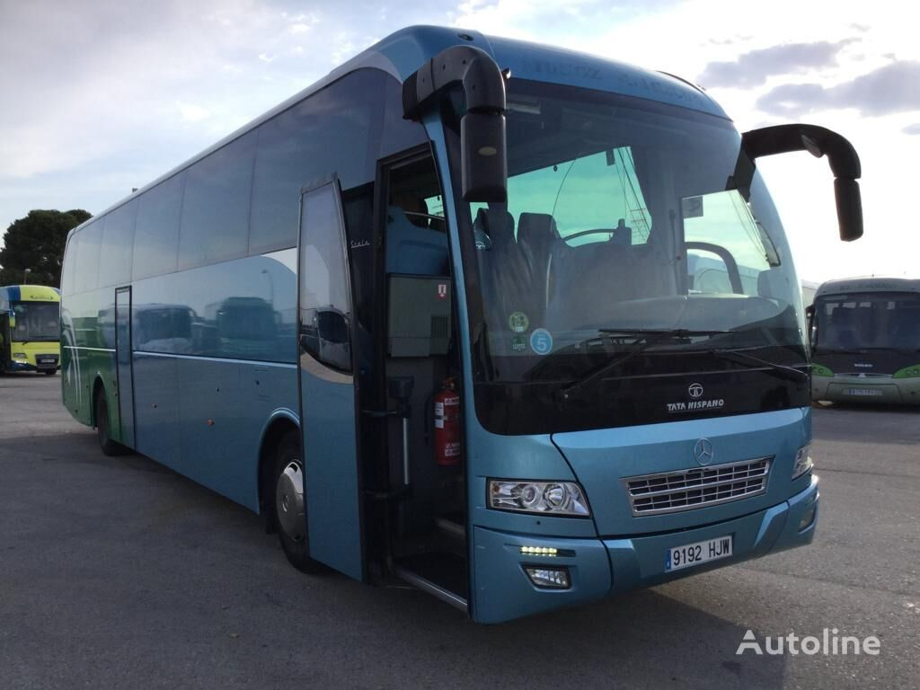 MERCEDES-BENZ OC500 HISPANO SCALA 59+1+1 coach bus