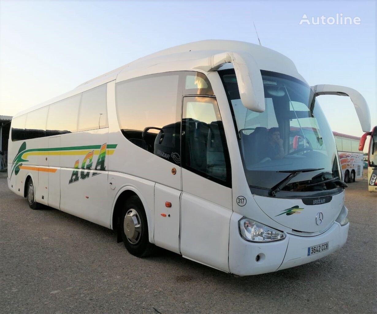 MERCEDES-BENZ OC500 - IRIZAR PB+420CV EURO3 MANUAL coach bus