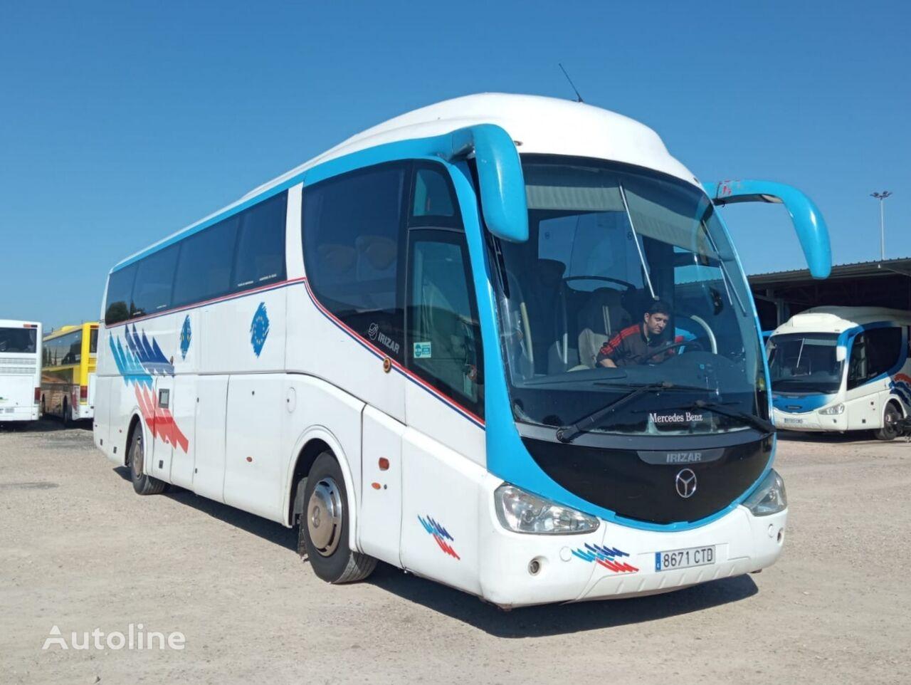 MERCEDES-BENZ OC500  - IRIZAR PB ALTO + LITERA + 420 CV +WC coach bus