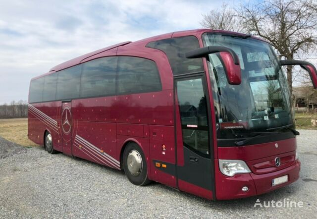 MERCEDES-BENZ TRAVEGO RHD coach bus