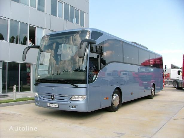 new MERCEDES-BENZ Tourismo coach bus
