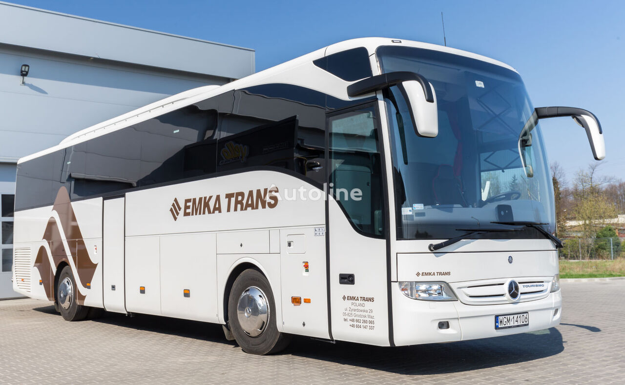 MERCEDES-BENZ Tourismo coach bus