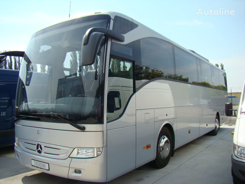 Mercedes Benz Travego Price >> New MERCEDES-BENZ Tourismo coach bus for sale, tourist bus, tourist coach from Ukraine, buy ...