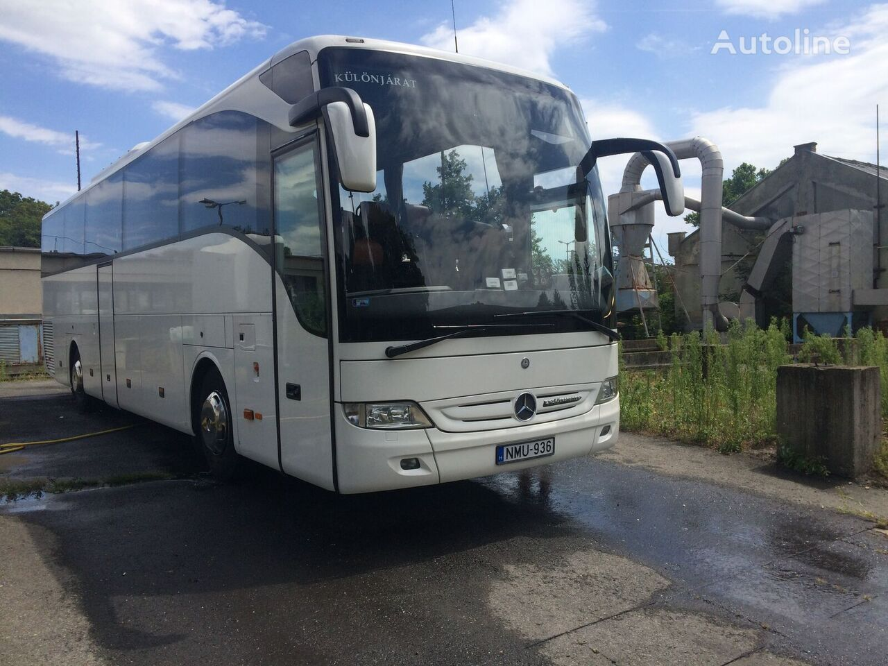 MERCEDES-BENZ Tourismo 15 RHD coach bus
