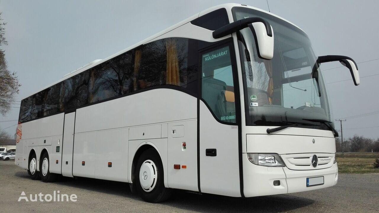 MERCEDES-BENZ Tourismo RHD Euro5 53+2 13 meter coach bus