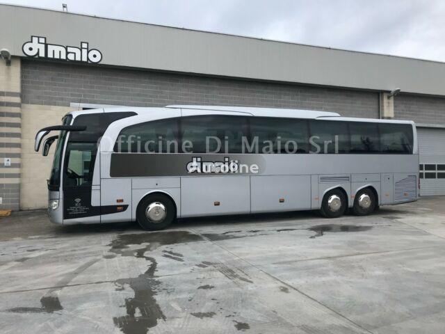 MERCEDES-BENZ Travego 16 coach bus
