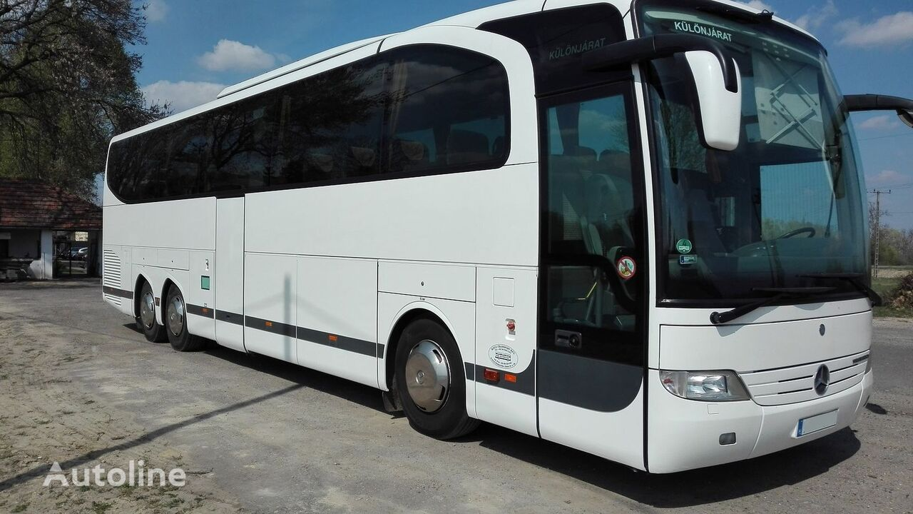 MERCEDES-BENZ Travego O580 16RHD coach bus