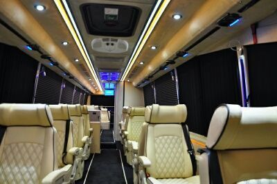 MERCEDES-BENZ Travego VIP - Erduman coach bus