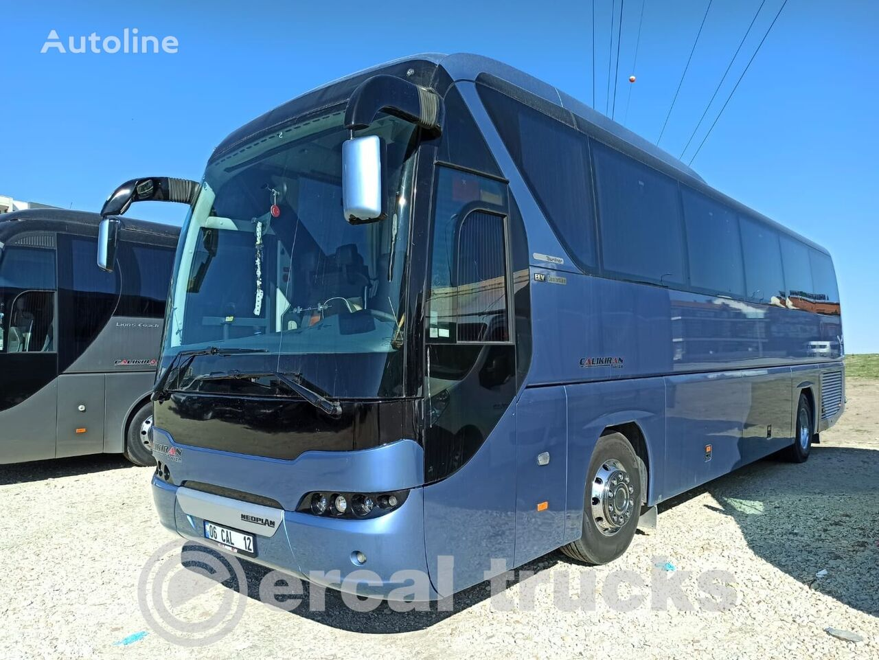 NEOPLAN TOURLINER EEV 46 RIDERSHIP 2+2 AUTO RET. INTERCITY BUS coach bus