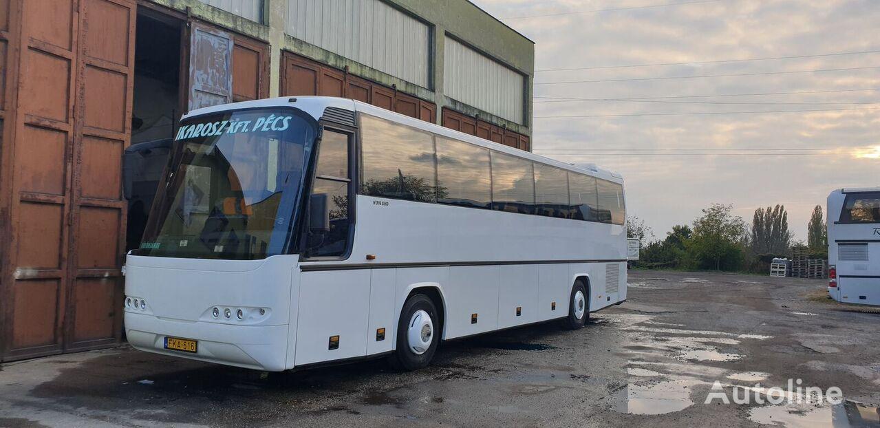 NEOPLAN Transliner N316 coach bus