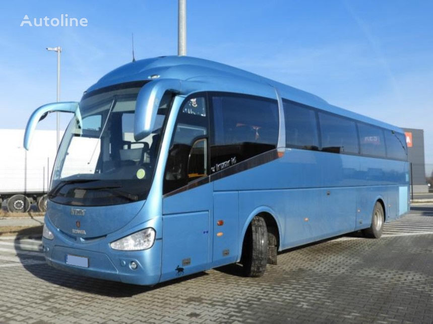 SCANIA IRIZAR i6 12 3.5 Euro 6 coach bus