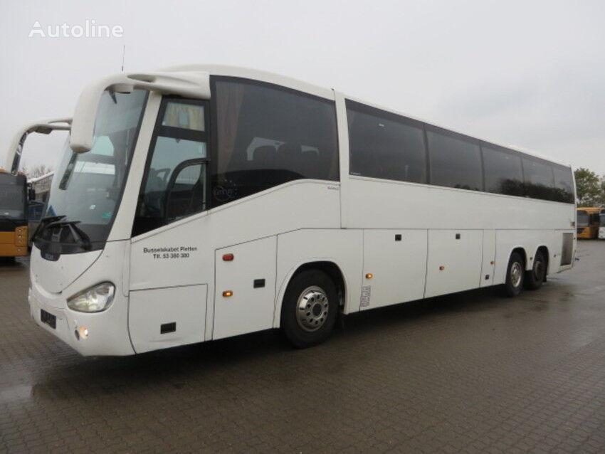 SCANIA Irizar coach bus