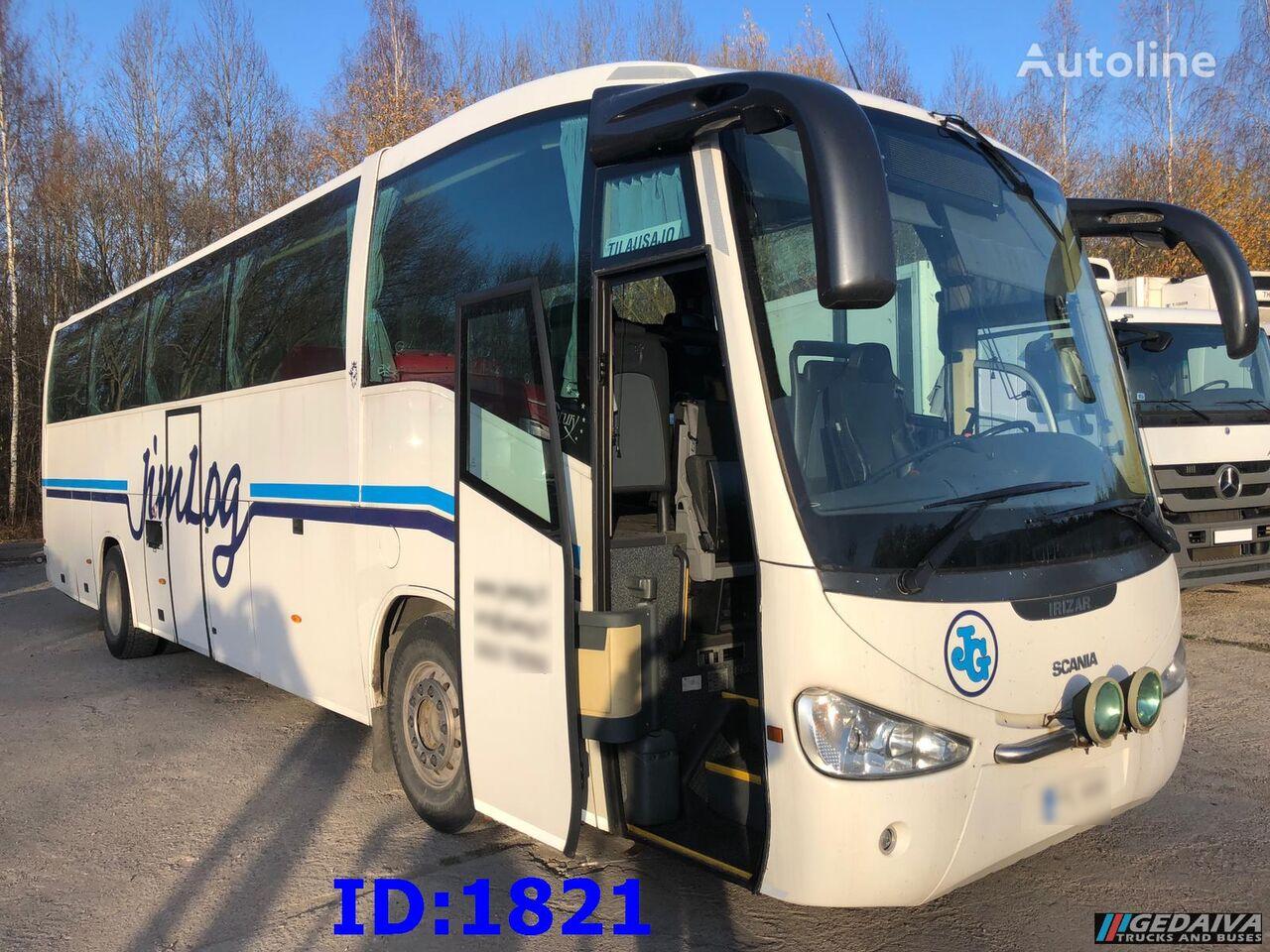 SCANIA  Irizar Century  coach bus