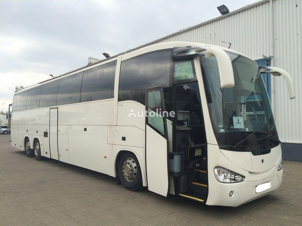 SCANIA Irizar New Century 15.37 coach bus