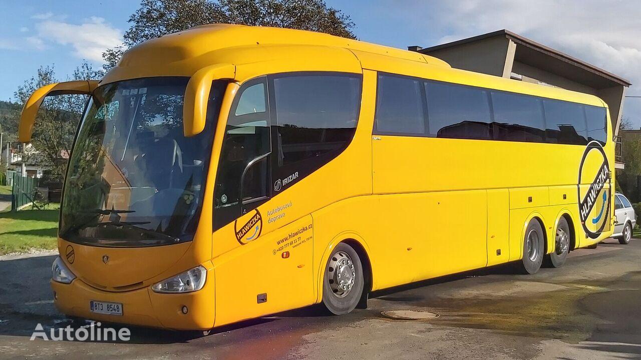 SCANIA Irizar PB 13,8 nepatrilo Student Agency coach bus