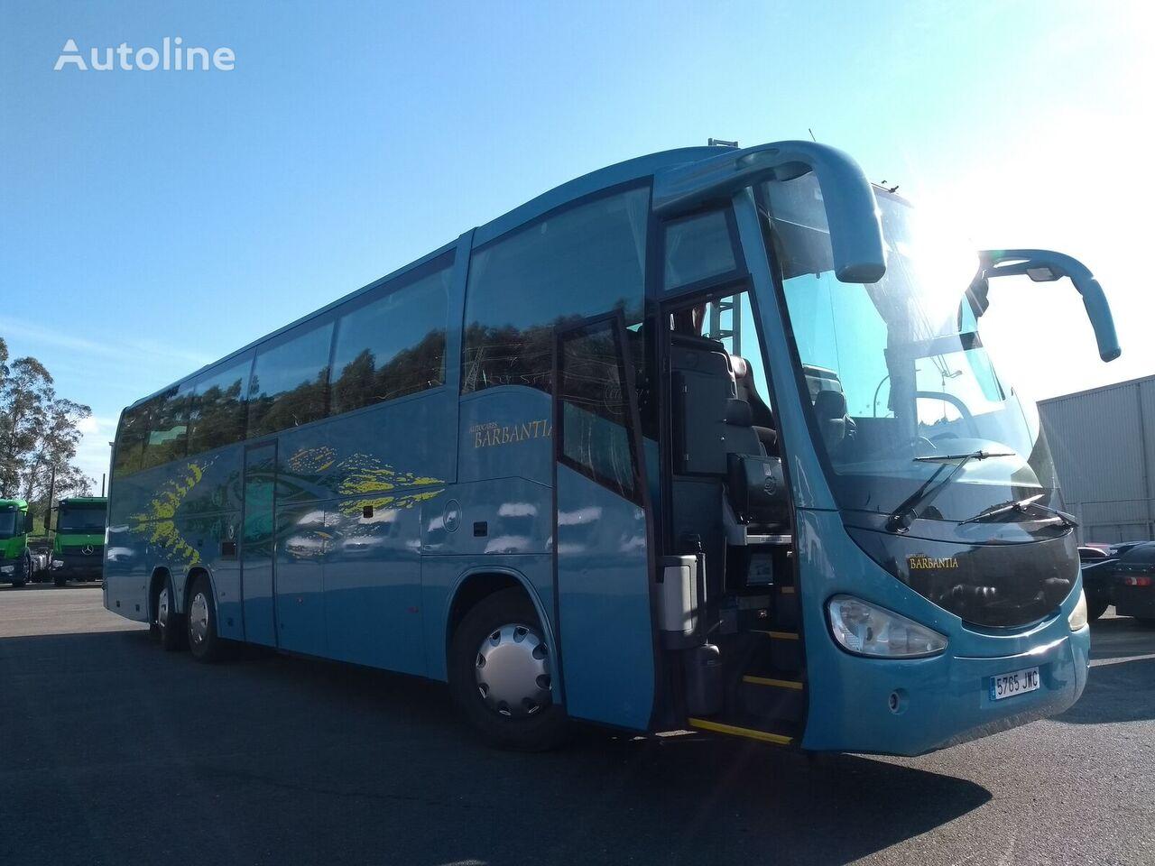SCANIA Irizar new century coach bus