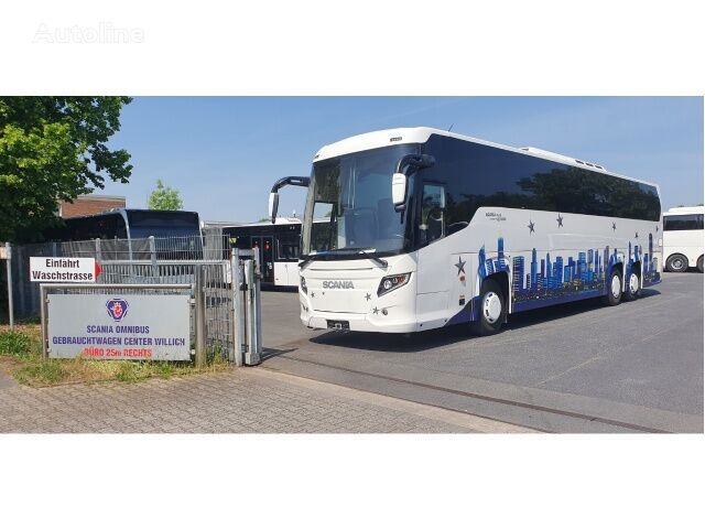 SCANIA Touring 13.7 m coach bus