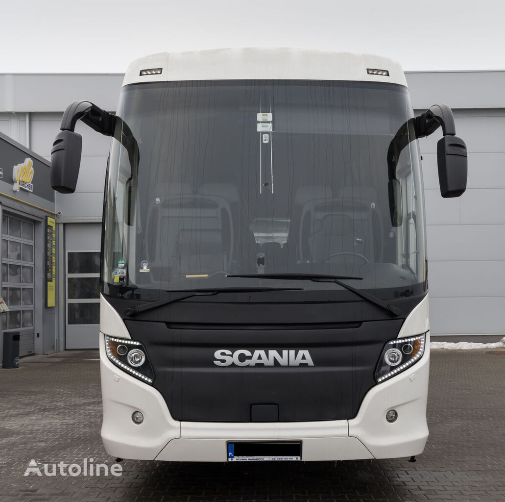 SCANIA Touring HD coach bus