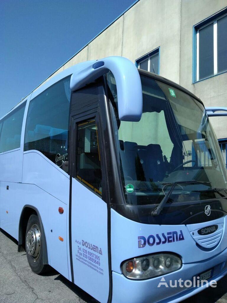 SCANIA irizar capacity coach bus