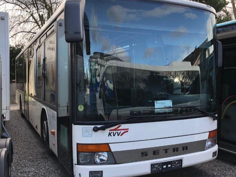 SETRA coach bus