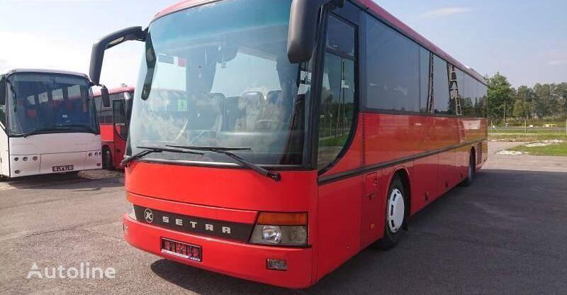 SETRA 315 GT coach bus