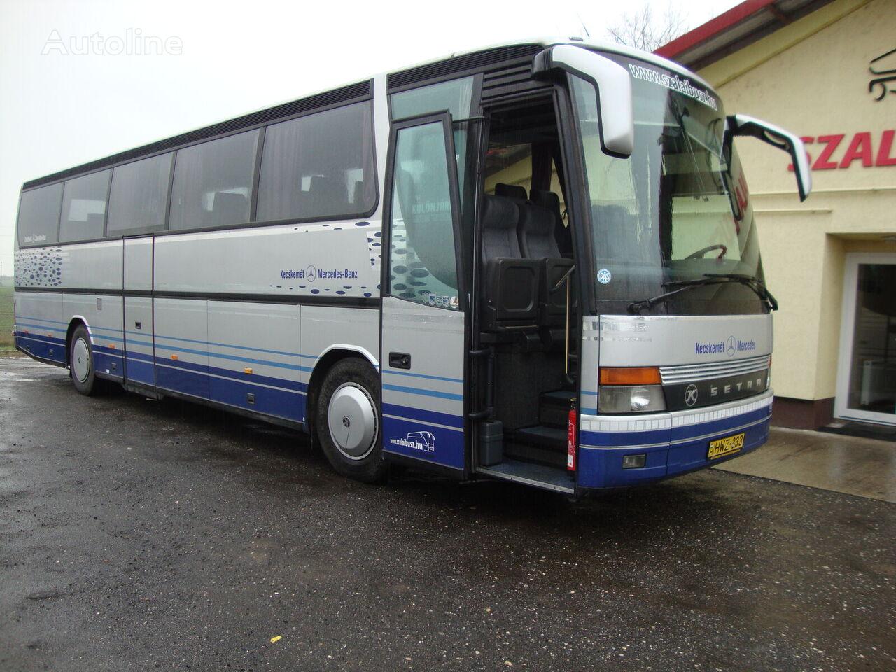 SETRA 315 HD coach bus