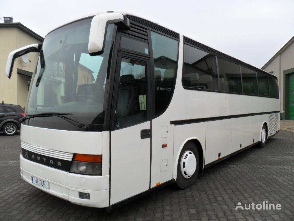 SETRA 315HD coach bus for parts