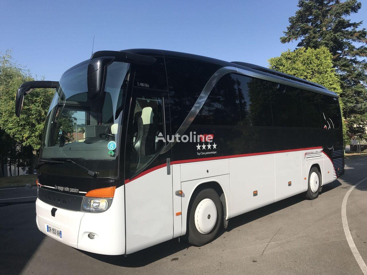 SETRA 411 HD VIP coach bus