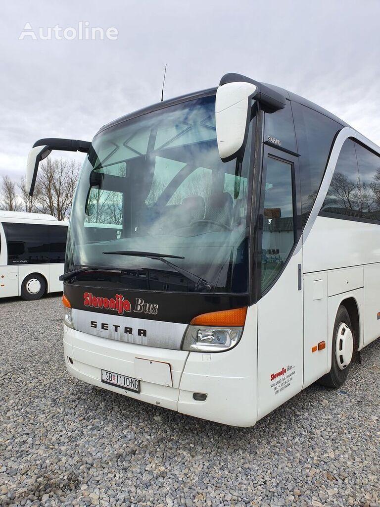 SETRA 415 hd coach bus