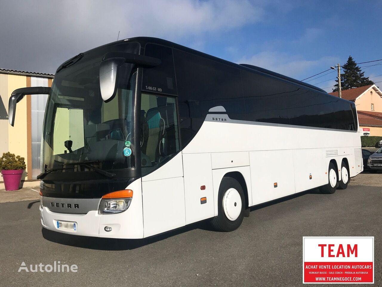 SETRA 416 GTHD - GT HD coach bus