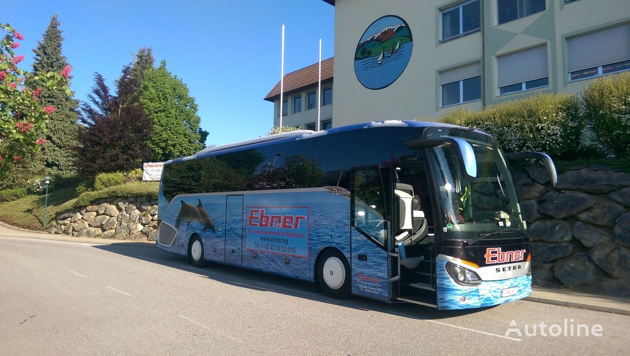 SETRA ComfortClass S 515 HD coach bus