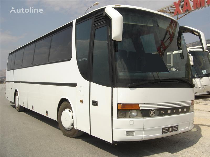 SETRA S 315 HD 55ss coach bus