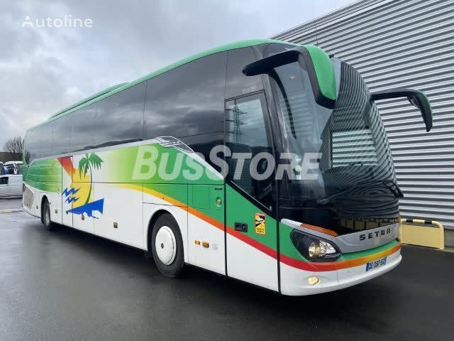SETRA S 516 HD/2 coach bus