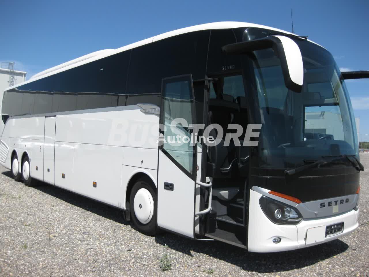 SETRA S 517 HD coach bus