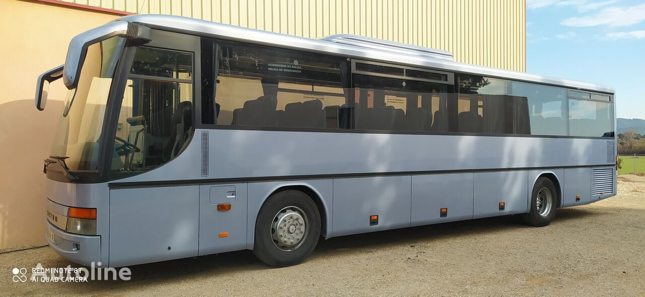 SETRA S315GT coach bus