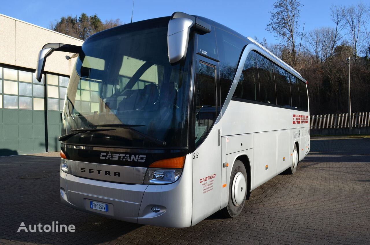 SETRA S411 HD coach bus