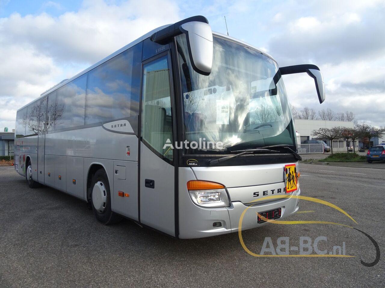SETRA S415 51 Seats EURO 5 Toilet coach bus