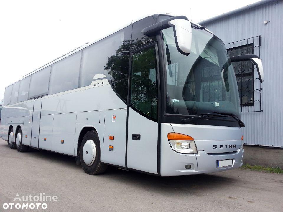 SETRA S416GT-HD ACC Xenon coach bus