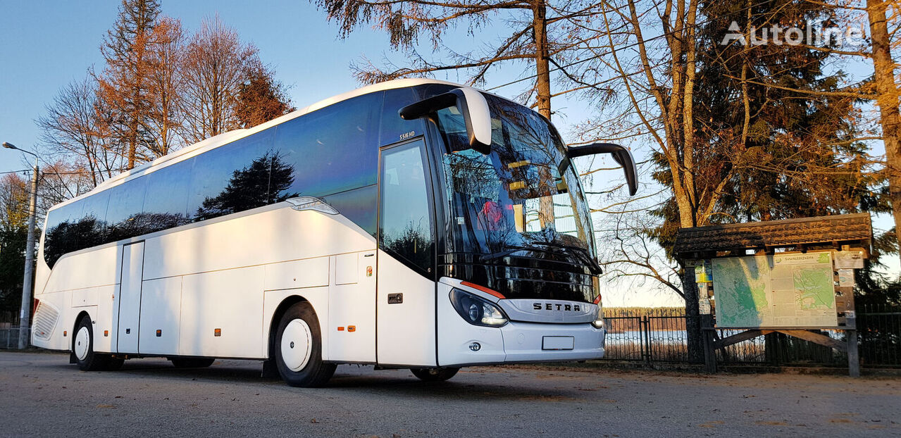 SETRA S516HD VIP CLASS coach bus