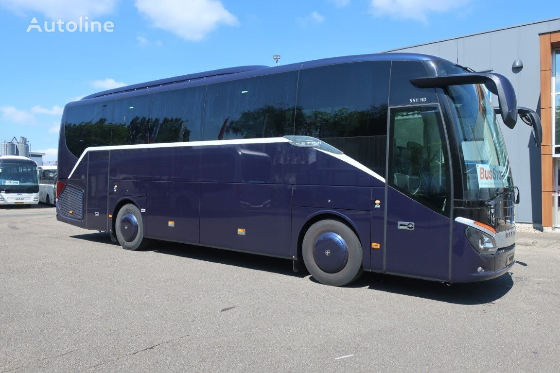 SETRA Setra S511 HD 26+1+1 grosse kuchen ( 1 year BusStore warranty ) coach bus