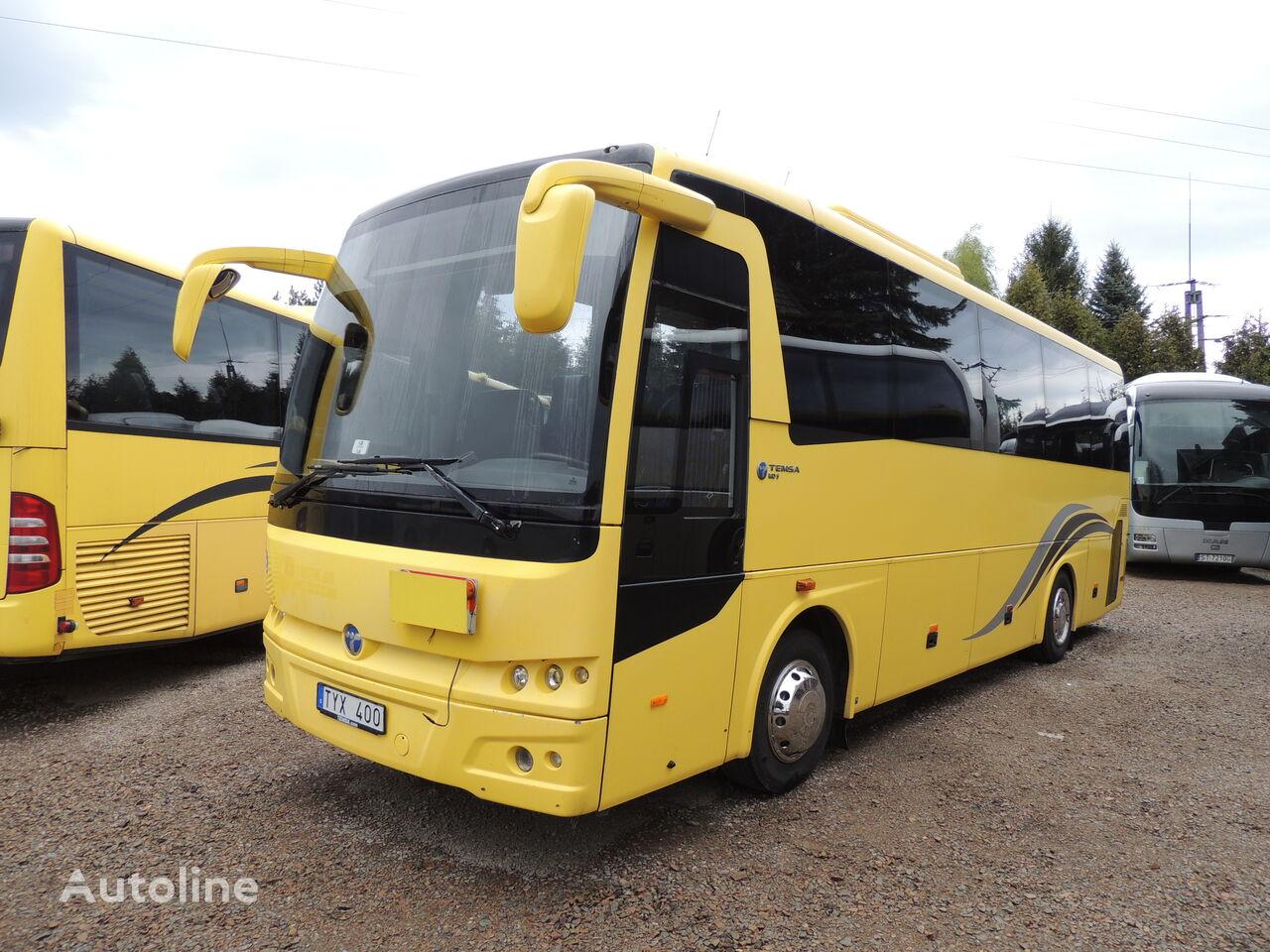 TEMSA MD-9 KLIMA EURO-5 coach bus