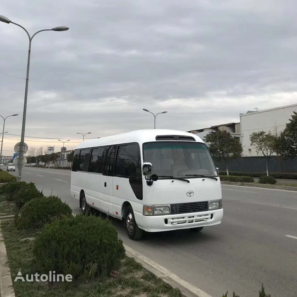 TOYOTA Coaster coach bus