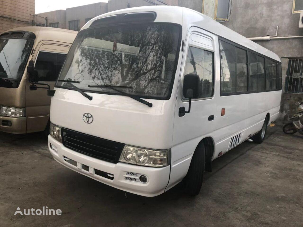 TOYOTA Coaster Passenger Bus 30 Seats coach bus