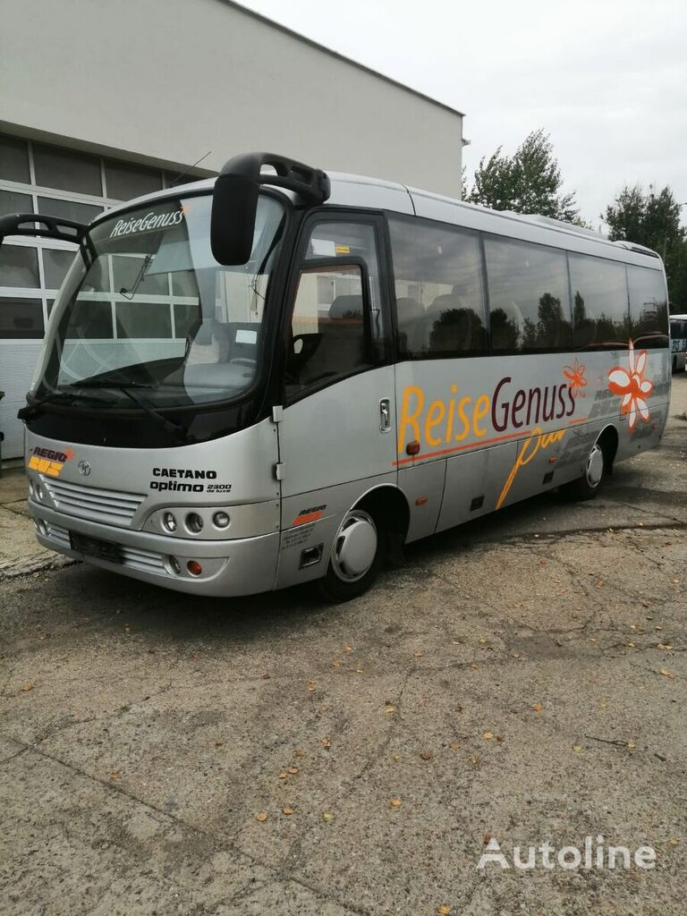 TOYOTA  Optima Caetano coach bus
